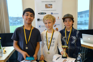 Zollikon, 26.03.2017, Jugend-Schach-Turnier Zollikon  (Foto: Gonzalo Garcia)